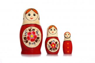 3 Pieces Matryoshka