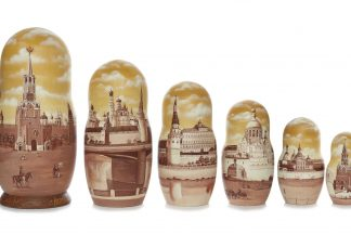 20 Pieces Matryoshka